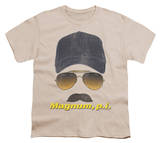 Youth: Magnum PI - Geared Up T-Shirt