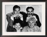 The Marx Brothers, Top Zeppo Marx, Groucho Marx, Bottom Chico Marx, Harpo Marx, Early 1930s Posters