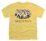 Youth: Melrose Place - Meet At The Place T-shirts