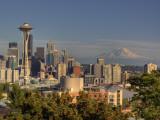 Skyline From Kerry Park, Seattle, Washington, USA Impressão fotográfica por Jamie & Judy Wild