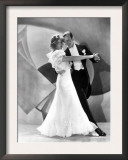 Flying Down to Rio, Ginger Rogers, Fred Astaire, 1933 Pôsters
