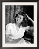 Katharine Hepburn, 1940s Poster