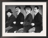 Animal Crackers, Chico Marx, Groucho Marx, Harpo Marx, Zeppo Marx, 1930 Pôsters