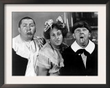All the World's a Stooge, Curly Howard, Larry Fine, Moe Howard, 1941 Pôsters