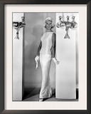 Midnight Lace, Doris Day, 1960, Evening Gown Designed by Irene Prints