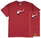 Monty Python - Sperm Shirt