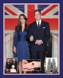 Royal Wedding (Will & Kate) Poster