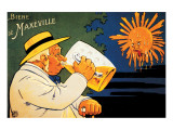 Maxeville Beer Premium Giclée-tryk