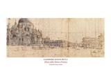 Church, Venice Giclée-Premiumdruck von Giuseppe Vanvitelli