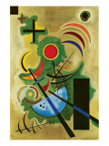 Solid Green Premium Giclee Print by Wassily Kandinsky