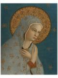 Madonna della Pace, c.1387-1455 Premium-giclée-vedos tekijänä  Fra Angelico
