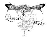Queen Mab Exklusivt gicléetryck av Willy Pogany