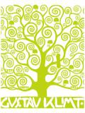 Green Tree of Life Premium Giclée-tryk af Gustav Klimt