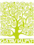 Green Tree of Life Impressão giclée premium por Gustav Klimt