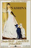 Sabrina -- Italian Affiche originale