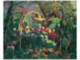 The Tangled Garden Exklusivt gicléetryck av J. E. H. MacDonald