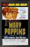 メリー・ポピンズ(1964年) ポスター