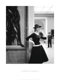 Ivy At The Orangerie Museum, 1954 Posters by Georges Dambier