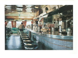 Ralph's Diner (no text) Posters av Ralph Goings