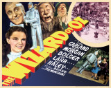 Wizard Of Oz - Cast 2 Photo