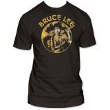 Bruce Lee - Circle dragon Camisetas