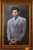 Seinfeld - Kramer Lámina