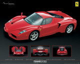 Ferrari - Enzo Poster