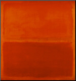 No. 3, 1967 Mounted Print by Mark Rothko