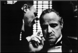 The Godfather Mounted Print by  The Chelsea Collection