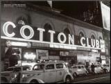 Cotton Club Affiche montée sur bois par Michael Ochs