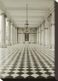 The Grand Trianon Opspændt lærredstryk af Christian Peacock