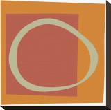Omega (Seri) Toile tendue sur châssis par Denise Duplock