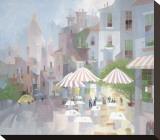 Place du Tertre Pingotettu canvasvedos tekijänä Albert Swayhoover