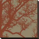 Cinnamon Tree IV Impressão em tela esticada por Erin Clark