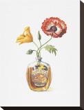 アヘンの香り キャンバスプリント : リサ・ハンス・ドアティ