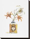 百合の香り キャンバスプリント : リサ・ハンス・ドアティ