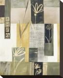 Spring Fragment Sträckt kanvastryck av Muriel Verger