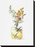 キンギョソウの香り キャンバスプリント : リサ・ハンス・ドアティ