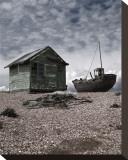 Dungeness Stampa su tela di Gill Copeland