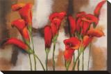 Serenade of Love Stretched Canvas Print by Onan Balin