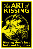 Art of Kissing The Masterprint