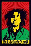 Bob Marley Masterprint