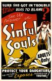 Sinful Souls Masterprint