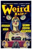 Cuentos extraños|Weird Tales Lámina maestra