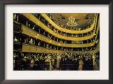 Hall Posters por Gustav Klimt