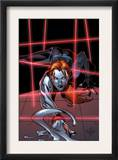 New X-Men: Hellions 3 Cover: Mercury Posters by Mark Morales