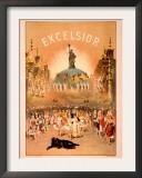 Excelsior Poster por  Forbes Co.
