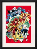 Uncanny X-Men 392 Group: Phoenix Posters by Salvador Larroca