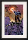 Thanos 9 Cover: Thanos Poster by Keith Giffen