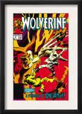 Wolverine 9 Cover: Wolverine Print by Gene Colan
